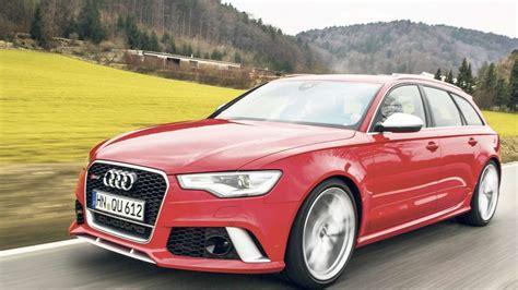 Audi Rs6 Kosten by 305 Km H Spitze Kosten Extra Power Kombi Audi Rs6 Avant
