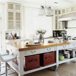Kitchen Island With Wheels Kitchen Island On Wheels Farm House Wish List Pinterest