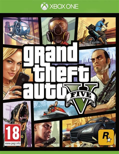 Xbox One Gta V Originall grand theft auto v xbox one