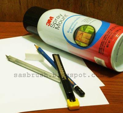 Kaos Stencil kaos airbrush realis menggunakan stencils mal
