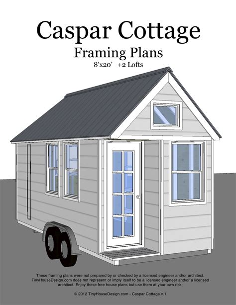 Tiny House On Wheels Diy Plans Diy Pinterest House Tiny House Plans On Wheels Cost