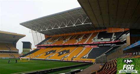 molineux wolverhton wanderers fc football ground guide