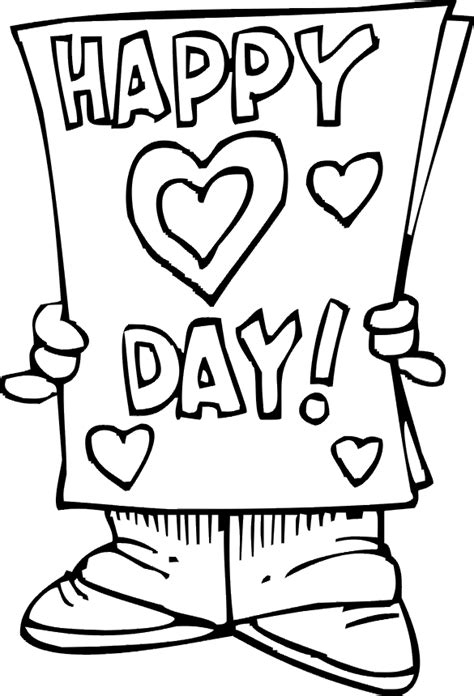 printable valentines day coloring pages printable coloring pages valentines day printables