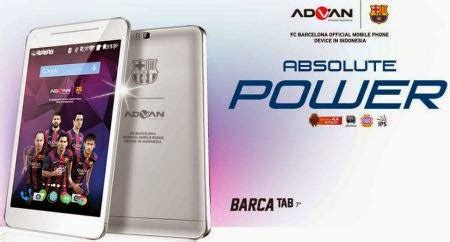 Tablet Advan Barca 7 advan barca tab 7 and advan barca 5 inch smartphone for barca fans sports world and