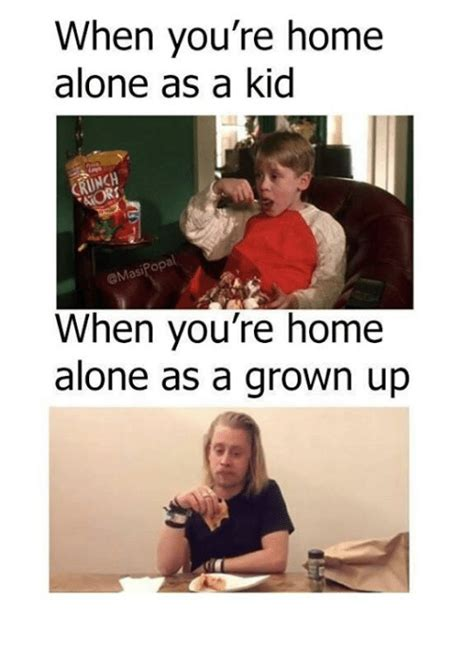 when you re home alone as a kid gmasil when you re home