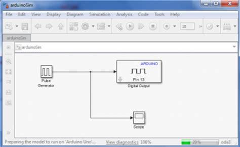 tutorial arduino pemula tutorial lengkap memprogram arduino menggunakan matlab