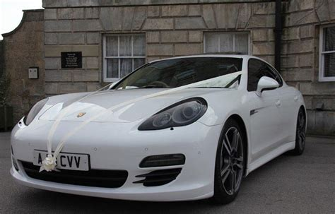 porsche panamera inside porsche panamera wedding car hire cupid carriages