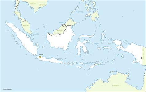 indonesia map vector free indonesia map free