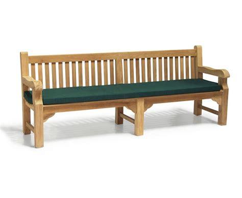 heavy duty benches balmoral 8ft teak heavy duty street park bench