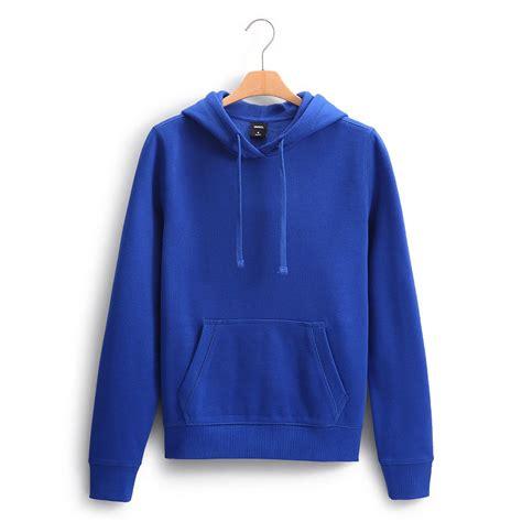 Royal Blue Hodie Rajut classic royal blue sweatshirt giftsmate