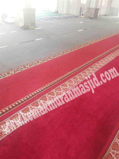 Karpet Permadani Bogor jual karpet sajadah masjid turki roll tebal di bogor al husna pusat kebutuhan masjid