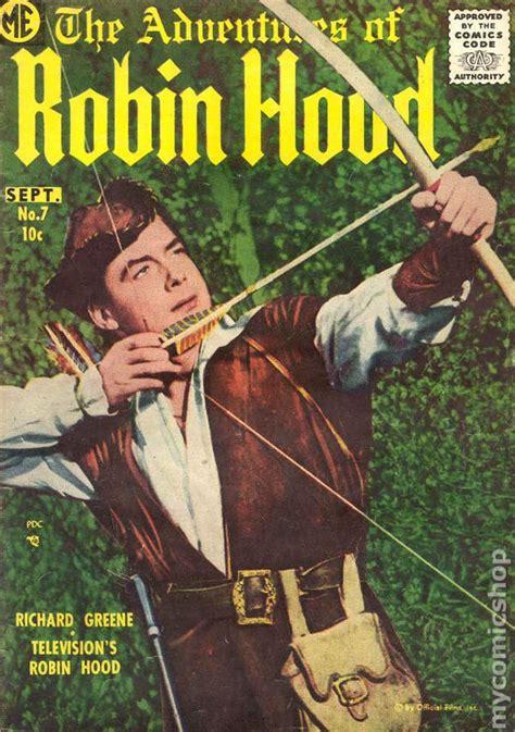 the adventures of robin hood a ladybird book adventures of robin hood 1957 me comic books