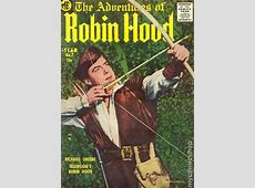 Adventures of Robin Hood (1957 ME) comic books Good Sorceress