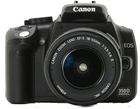 canon eos 350d digital slr review canon eos 350d digital slr review