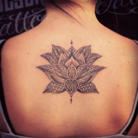 tattoo tribal lotus 11 beautiful tribal lotus flower tattoos only tribal