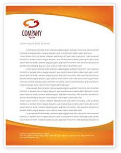 under construction letterhead template layout for