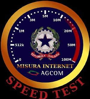 agcom speed test usare misurainternet speed test per controllare velocit 224