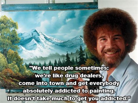 bob ross painting meme 20 bob ross quotes that perfectly sum up meme