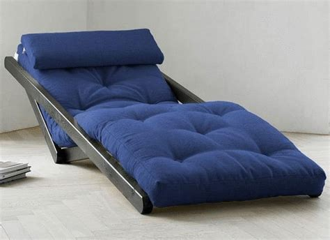 Futon Chaise Lounger by Wordlesstech Figo Futon Chaise Lounge