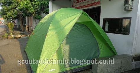 Tanda Regu Sepatu tenda dome merk great outdoor tipe big dome 6 muat satu