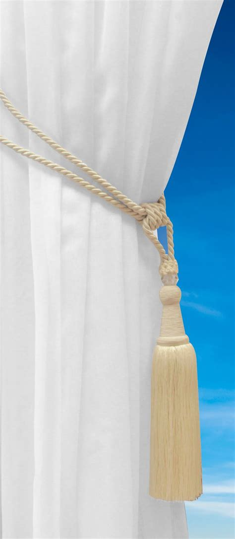 silver curtain tie backs luxury tassle gem tie back curtain tie backs cream