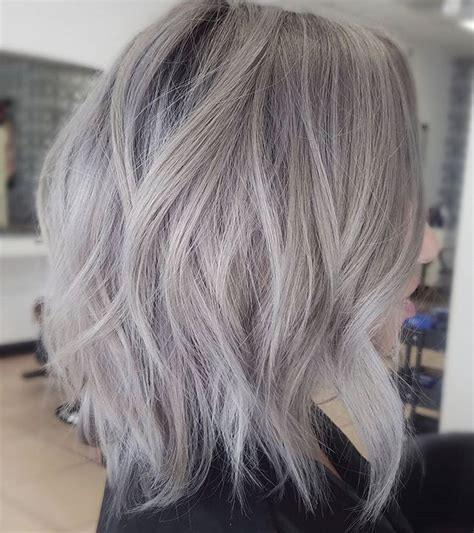 options for brunette greying hair 25 best ideas about gray hair on pinterest silver grey