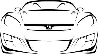Automobile Outline Clip by Car Outline Clipart Best