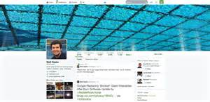 How To Redesign Your Home how to make the most of your new twitter profile cio