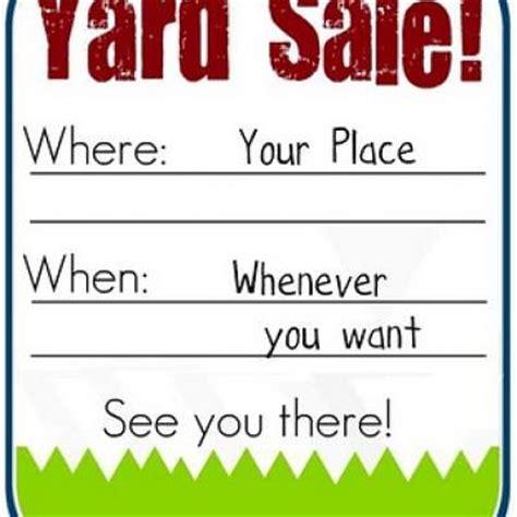 printable yard sale signs printable yard sale sign free printable sign tip junkie