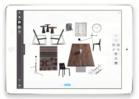 design board app morpholio s ava squeezes every interior design tool into