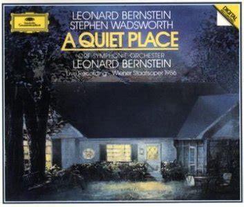 A Place Leonard Bernstein Leonard Bernstein A Place Leonard Bernstein Avaxhome