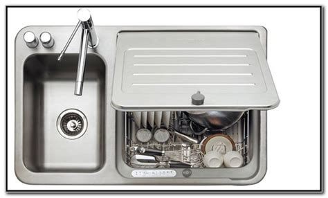kitchenaid sink dishwasher combo kitchenaid kdix 8810 in sink dishwasher sink and faucets