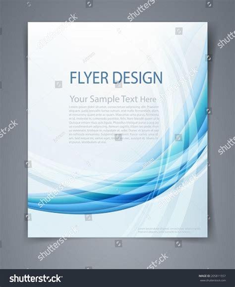 corporate flyer design vector vector layout business flyer magazine cover stock vector