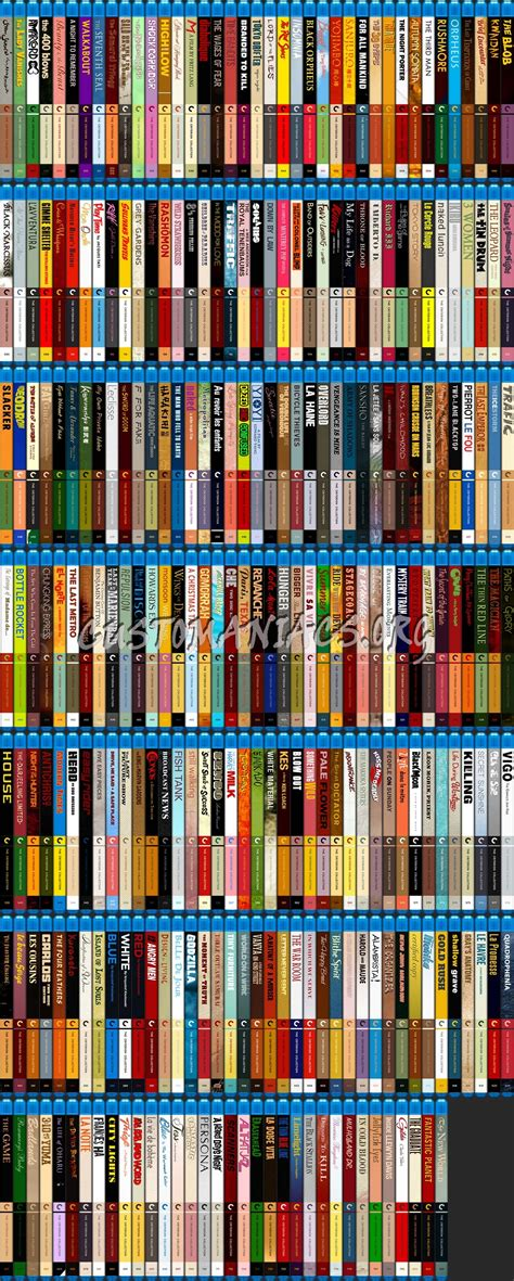 forum  criterion collection custom blu ray covers dvd covers labels  customaniacs