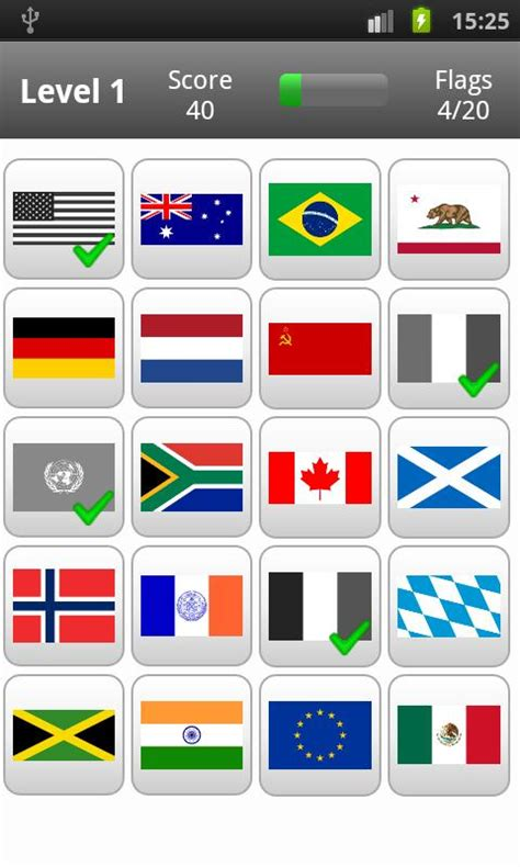 flags of the world quiz level 2 logo quiz flags 1mobile com