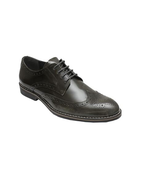 pfc gray lace formal shoes price in india buy pfc gray