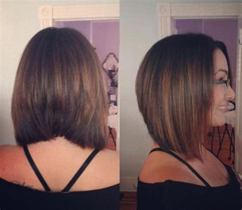 triangle bob haircut triangular graduation triangular graduation pinterest