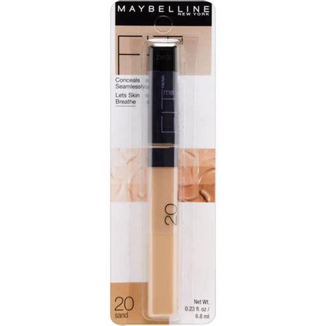 Maybelline Fit Me Concealer 20 maybelline fit me concealer 20 sand kmart