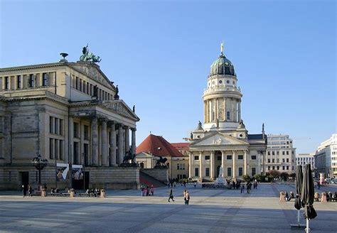 dove soggiornare a berlino berlino la piazza quot gendarmenmarkt quot