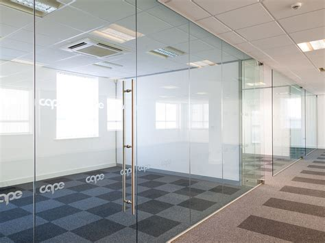 glass partition design glass partition inpro concepts design