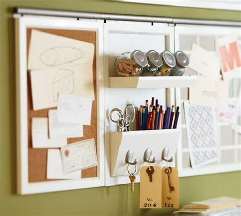 pottery barn desk organizer daily system office organizer pottery barn