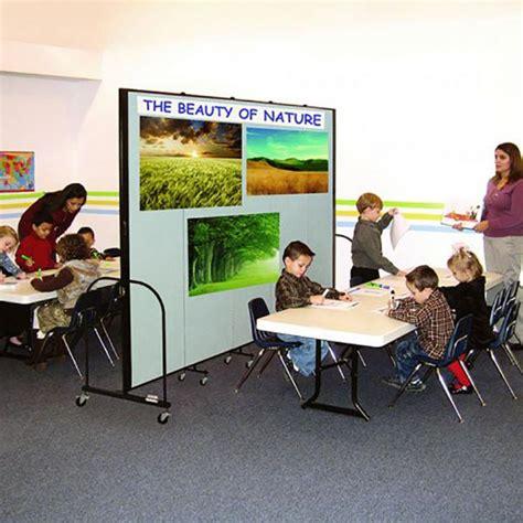 freestanding room dividers screenflex freestanding room divider 5 panel