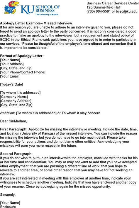 Nursing Apology Letter Exle Apology Letter For Missing Free Premium Templates Forms Sles For