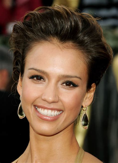 Pictures Jessica Alba Red Carpet Hairstyles Through The | pictures jessica alba red carpet hairstyles through the