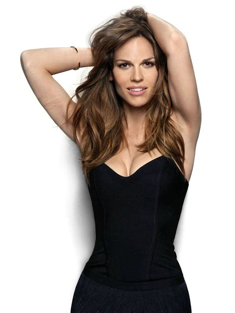 Hilary Swank Looks Great Until You Get To The by Can Hilary Swank Get It Poll Who Can Get It