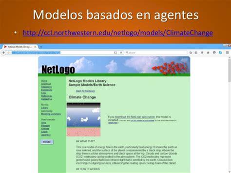 Modelos Basados En Agentes Mba Definición Alcances Y Limitaciones by Herramientas De Complejidad Para El Futuro Sostenible De