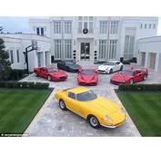 Ian Poulter Drives A Ferrari These Days But Golfer