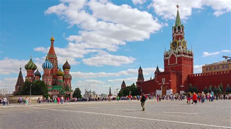 moscow red square russia moscow red square st basil s cathedral and kremlin
