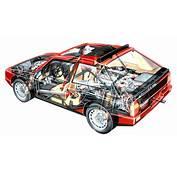 Lancia Delta S4 Stradale  Influx