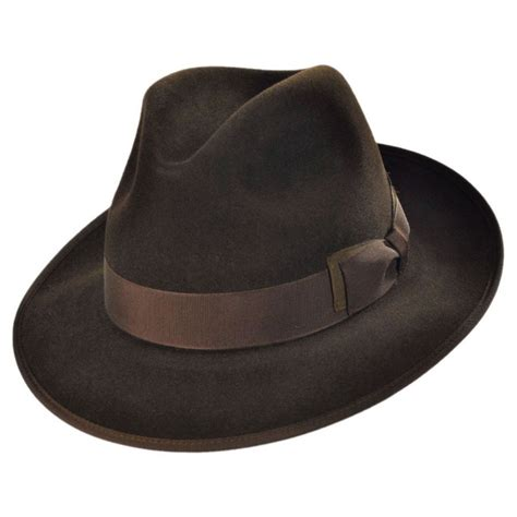 all fedoras where to buy all fedoras at village hat shop mayser hats darian fur felt fedora hat all fedoras